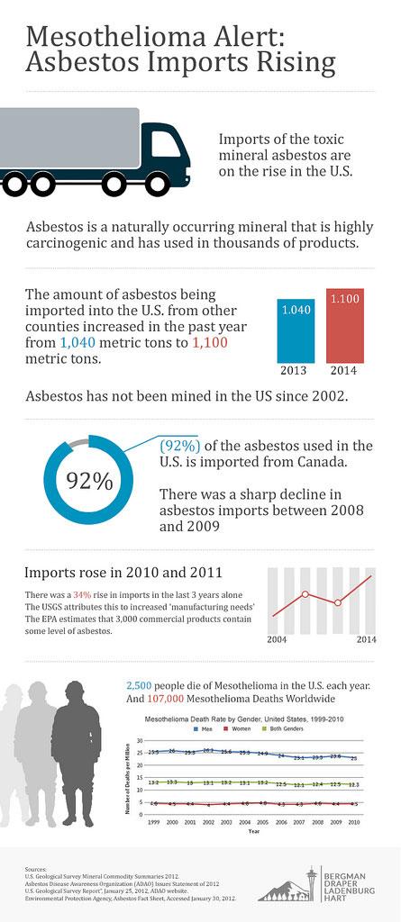 Asbestos Warning Alert